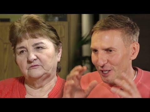 Oczami matki Krzysztofa Gojdzia: przedstawił nam Olę Ciupę, fajna ona jest