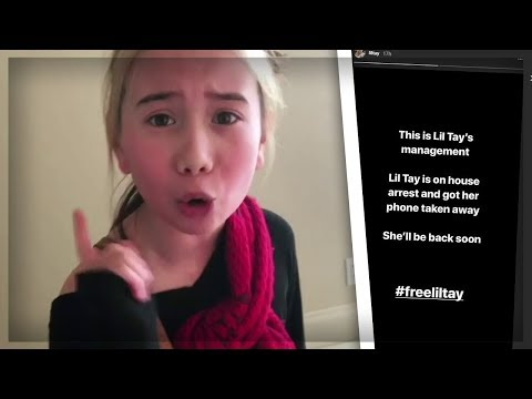 Lil Tay Is Going To Prison