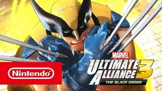 Marvel ultimate alliance 3 :  bande-annonce