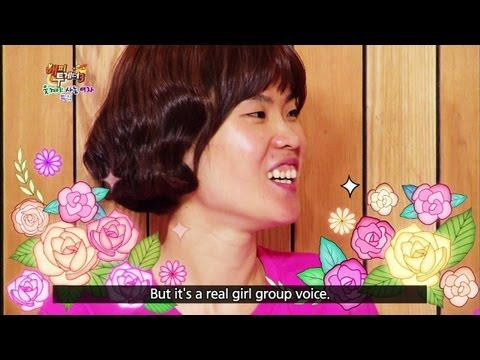 Happy Together - Woman Power Special with Park Jisun, Jeong Kyungmi & more! (2013/09.18)