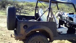 Suzuki samurai 235 mud tires
