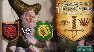GAME OF THRONES LCG - #1 Targaryen VS Tyrell