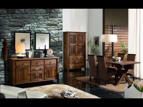 La hacienda arte en mueble mexicano rustic furniture - Muebles rustico mexicano ...