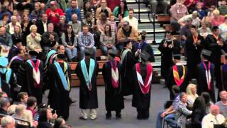 'WF 2015 Graduation Ceremony - College of Education + College of Technology