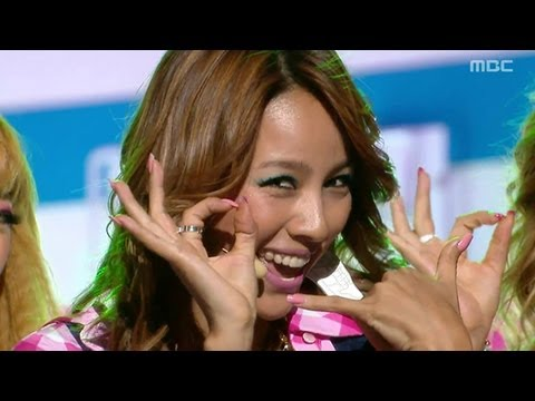 Lee Hyo-ri - U-Go-Girl, 이효리 - 유 고 걸, Music Core 20080719