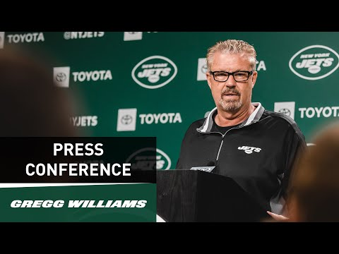 Gregg Williams Press Conference (9/6) | New York Jets | NFL