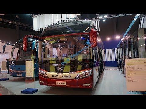 O Bİr Çin Otobüsü! King long C13HD Busworld 2017 Kortrijk