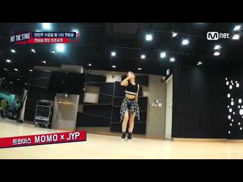 Momo hit the stage