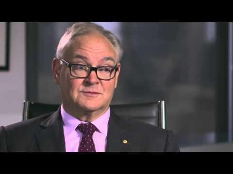 BlueScope TV interviews Graham Kraehe, AO, Nov 2015