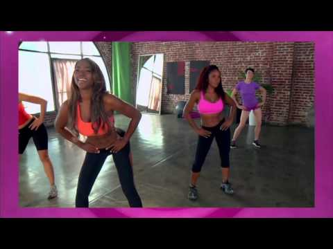 KENYA MOORE'S BOOTY BOOT CAMP COMMERCIAL #STALLION BOOTY