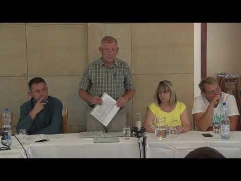 Zastupitelstvo města Hoštky - 9. zasedání 29.7.2020