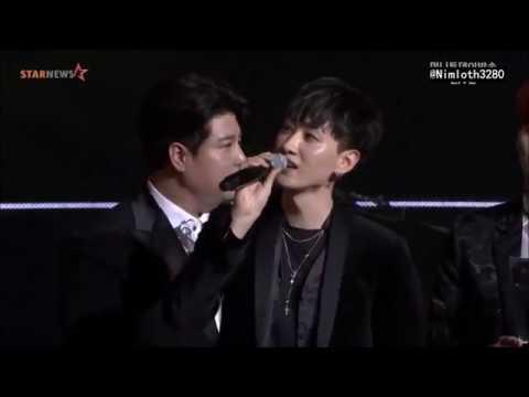 【繁中字】AAA Fabulous 賞 - Super Junior感言 @ EXO 171115