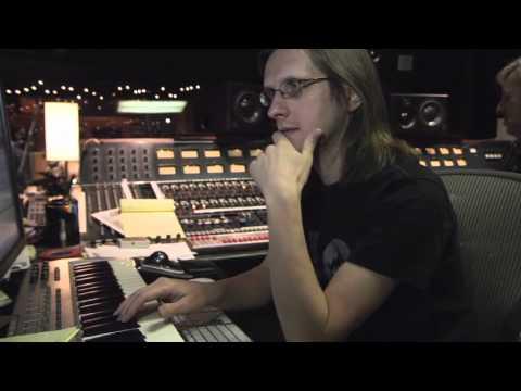 Steve Wilson - Ghostwriter (session snippet)