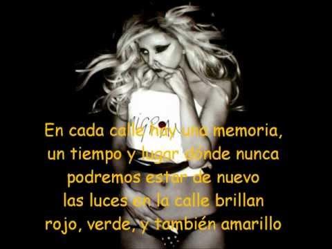 Lady Gaga - No Floods (Español)