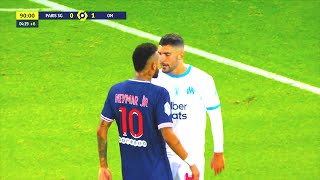 PSG Marseille: WHAT THE HELL HAPPENED? Neymar fight and red card, PSG Marseille fight I 5 red cards