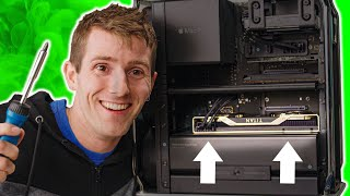 Don't give Apple your MONEY - Mac Pro Upgrade Adventure