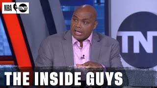Shaq, Kenny and Chuck Debate the Best Squads in the Eastern Conference   NBA on TNT