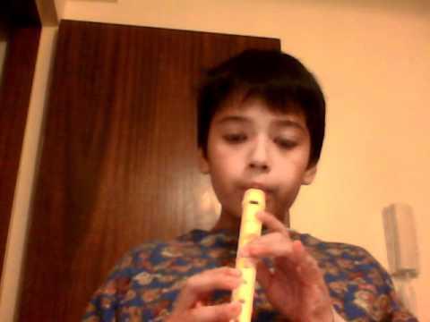 dos palomitas (flauta dulce) roman