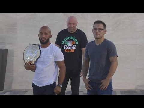 UFC 215: Medialne twarzą w twarz zawodników. Gorąca konfrontacja Ferguson vs Lee