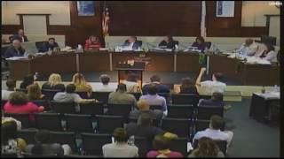 FUSD Board Meeting Gets Heated