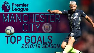 Manchester City's best goals of 2018-2019 Premier League season | NBC Sports