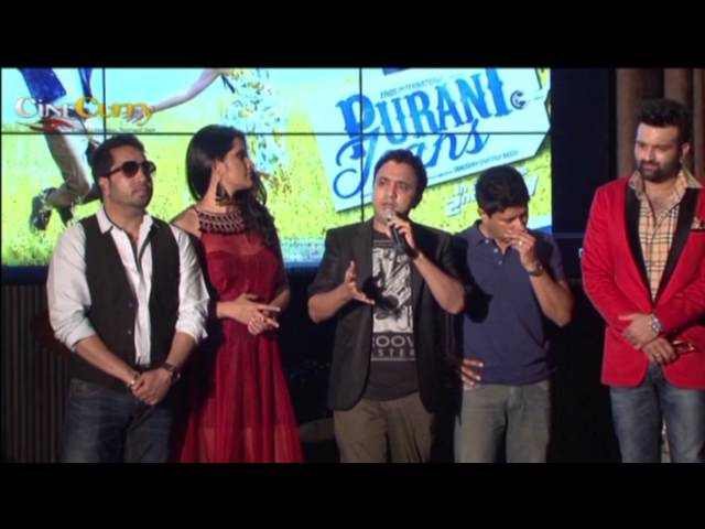 Mika Singh, KK at Purani Jeans Music Launch