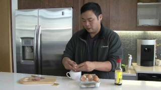 How to Microwave Eggs, with David Chang
