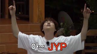 [#신서유기] 따라 부르기 까지만 허락한다. 규현이 JYP에 전한 감사 인사, 요절복통 음악 퀴즈 ②    #다시보는신서유기   #Diggle