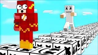 ¡LUCKY BLOCKS DE MARSHMELLO vs MARSHMELLO EN MINECRAFT! 😂🎵