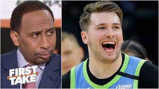 Which team should want to avoid the Mavs in the playoffs? Stephen A. picks the Nuggets | First Take