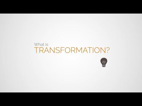 What is Enterprise Transformation?