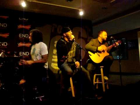 Evans Blue- Bulletproof- Acoustic 4/14/2010