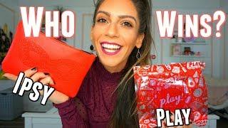 Ipsy vs. Sephora Play! OCTOBER 2018