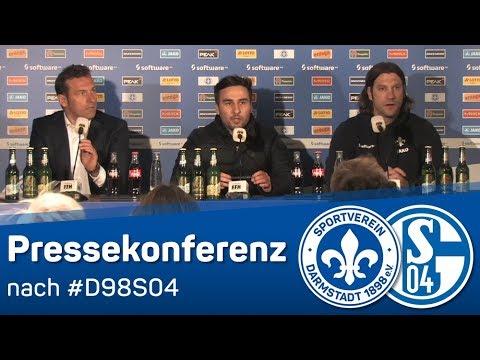 Darmstadt 98 vs Schalke 04