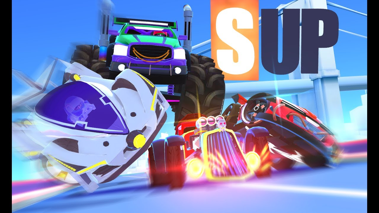 Play SUP Multiplayer Racing on PC 2