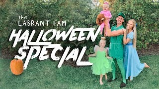 The LaBrant Family Halloween Special 2019!!! (Posie's First Trick or Treating)