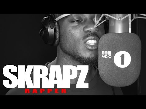Fire In The Booth – Skrapz