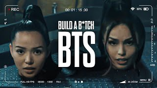 I'M IN BELLA POARCH'S NEW MUSIC VIDEO! (BUILD A B*TCH BTS VLOG)