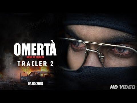 Omertà Official Trailer 2 - Rajkummar Rao - Hansal Mehta