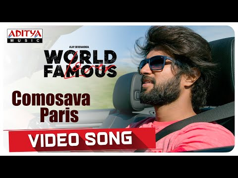 Comosava Paris Video Song