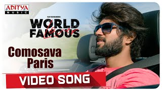 Comosava Paris Video Song: World Famous Lover- Vijay Dever..