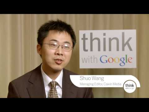 Shuo Wang, Caixin Media: Professional journalism vs. social media ...