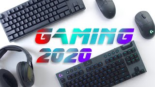 My Gaming Peripherals Late 2020