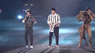 HINSIDEOUT 張敬軒演唱會 請來好朋友Boyz做嘉賓 YouTube 影片