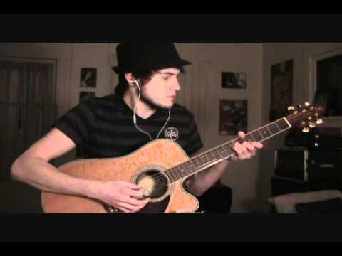 VersaEmerge - Stranger (Acoustic guitar cover)