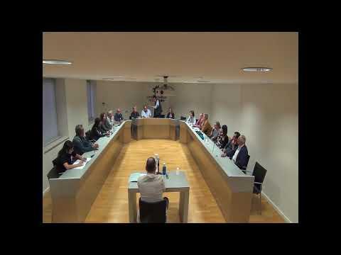 Ple Extraordinari del Consell Comarcal de la Segarra