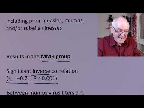 MMR vaccine and COVID immunity