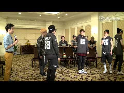 EXO cuties/shorties play charade