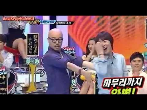 Strong Heart Sulli Cut (Electric Shock)