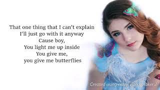 Butterflies - Piper Rockelle (Lyrics)